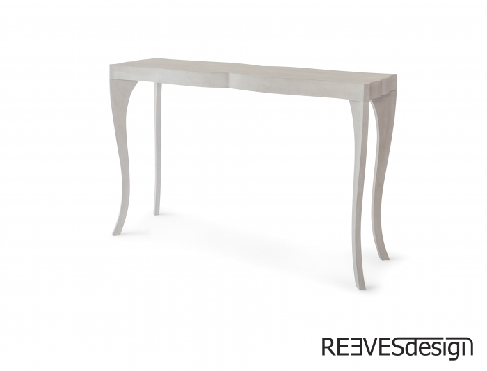 Victoria Console White Wash Oak-6632